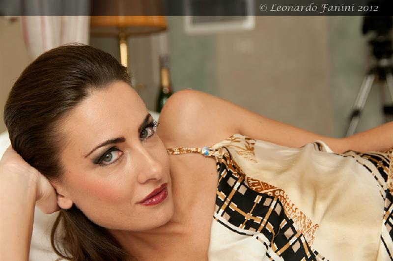 dal book fotografico per Giulia