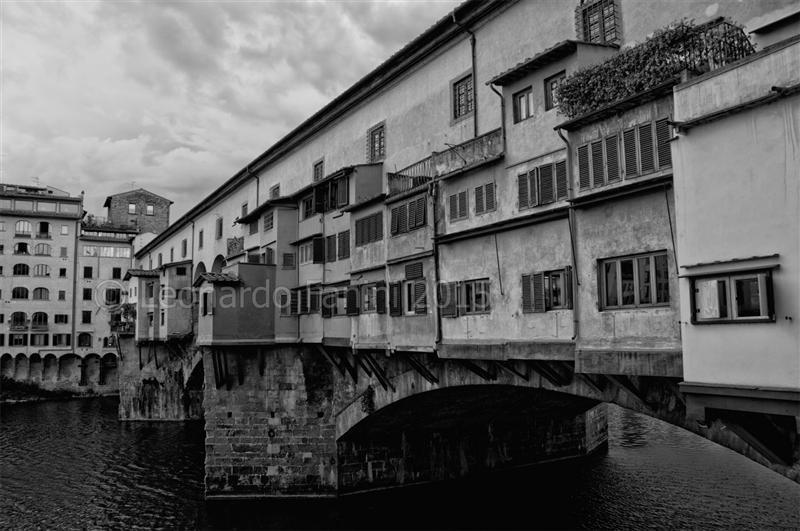 Ponte vecchio fine art for print