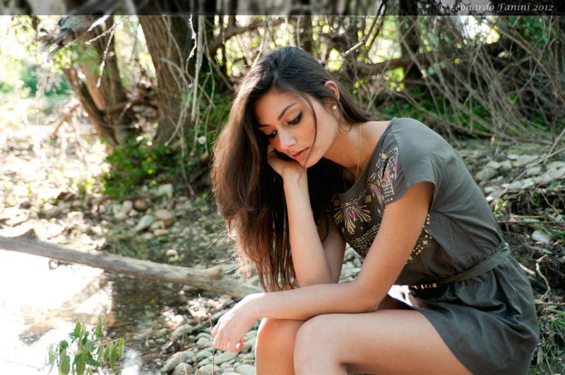 model: Rosa Cesare, vincitrice Miss Fashion Model Firenze 2011